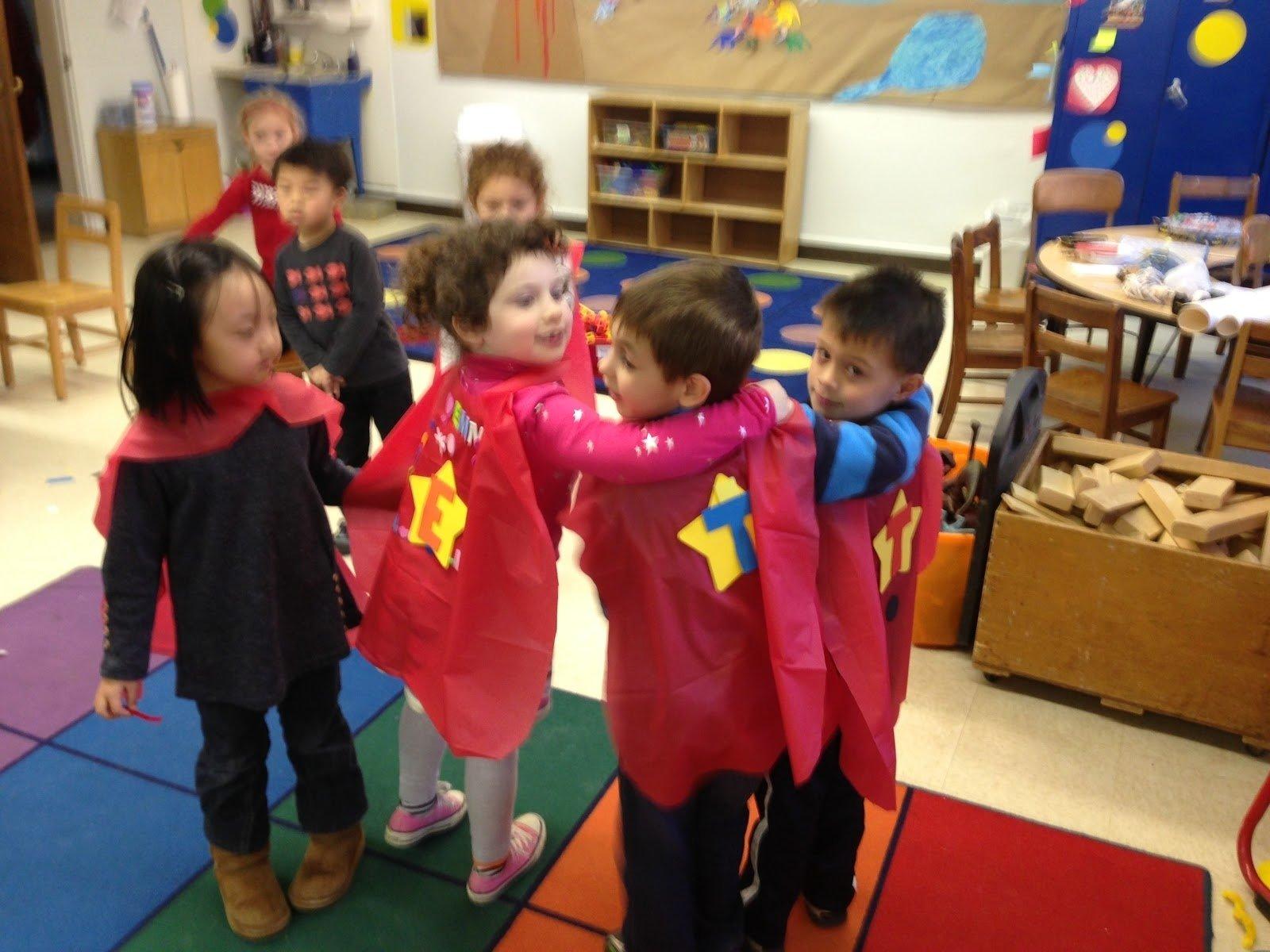 10 Cute Superhero Day Ideas At School mrs goffs pre k tales february 2013 2021