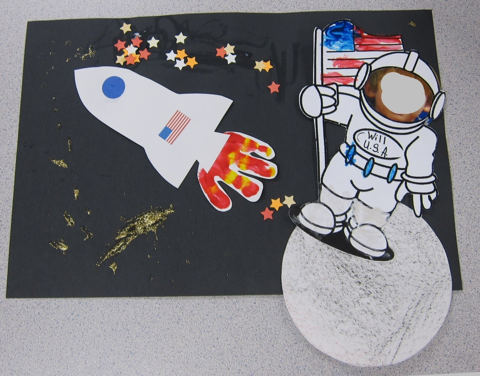 10 Fabulous A Rocket To The Moon Your Best Idea mrs karens preschool ideas lets fly to the moon or jupiter 1 2021