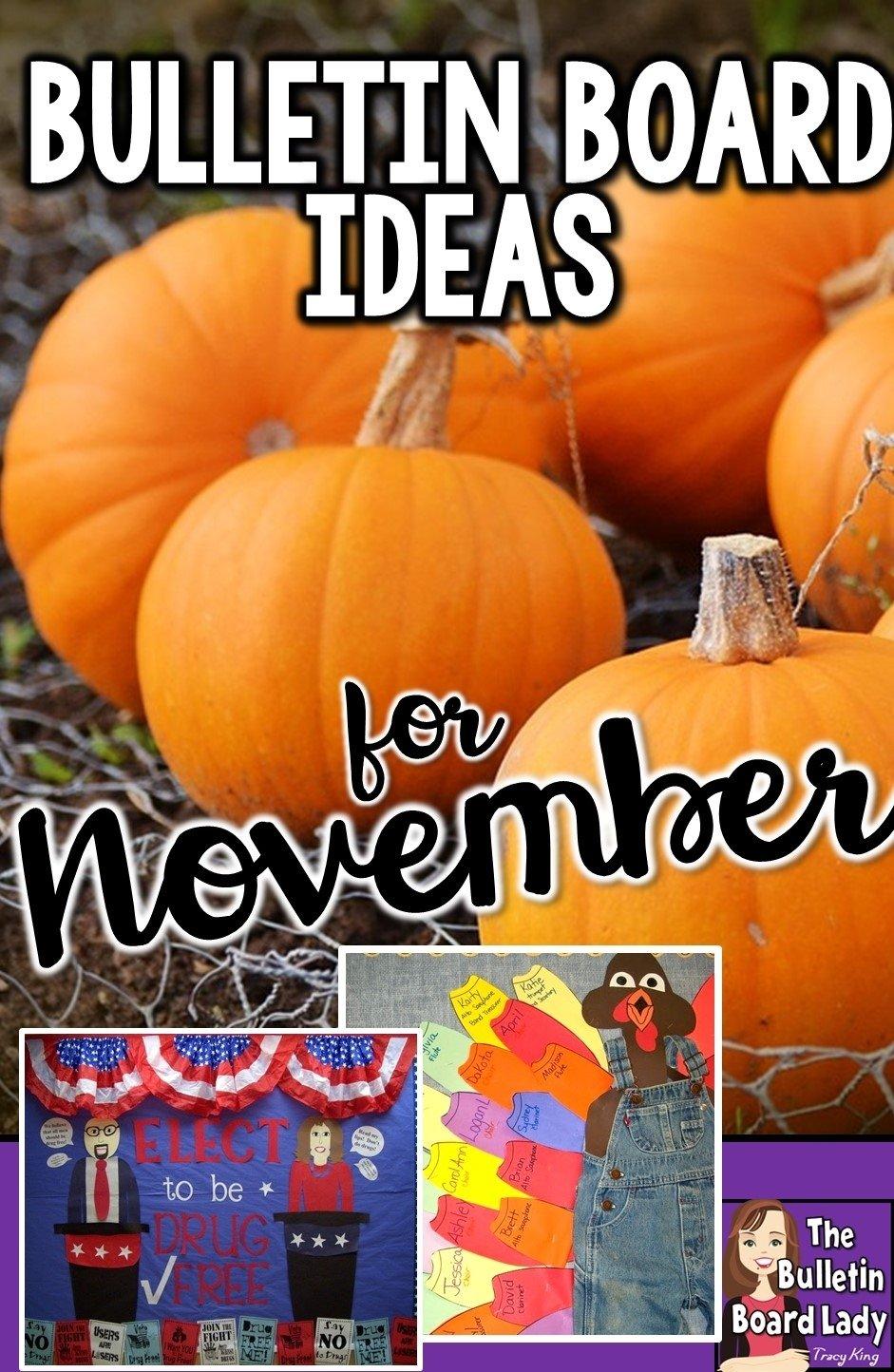 10 Trendy November Preschool Bulletin Board Ideas mrs kings music class november bulletin board ideas 1 2020