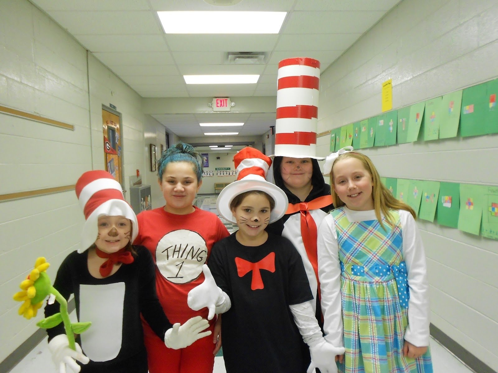 10 Stylish Ideas For Dr. Seuss Day mrs mcdonalds 4th grade dr seuss day book character costume ideas 2020