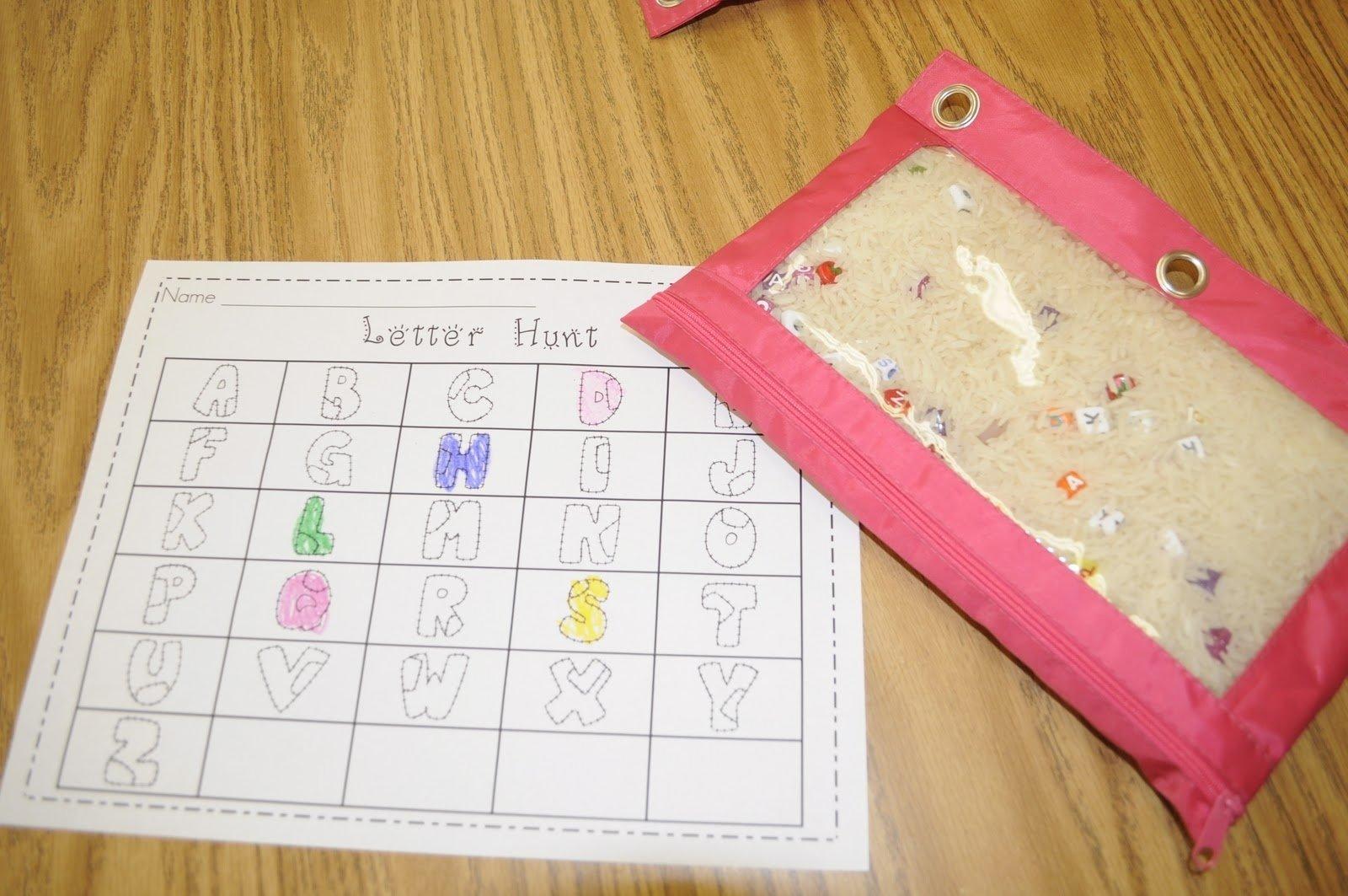 10 Lovely Literacy Center Ideas For Kindergarten mrs riccas kindergarten literacy centers