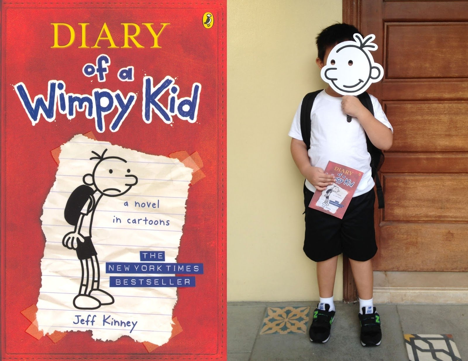 10 Gorgeous Diary Of A Wimpy Kid Costume Ideas mrsmommyholic diary of a wimpy kid costume for book week 2020