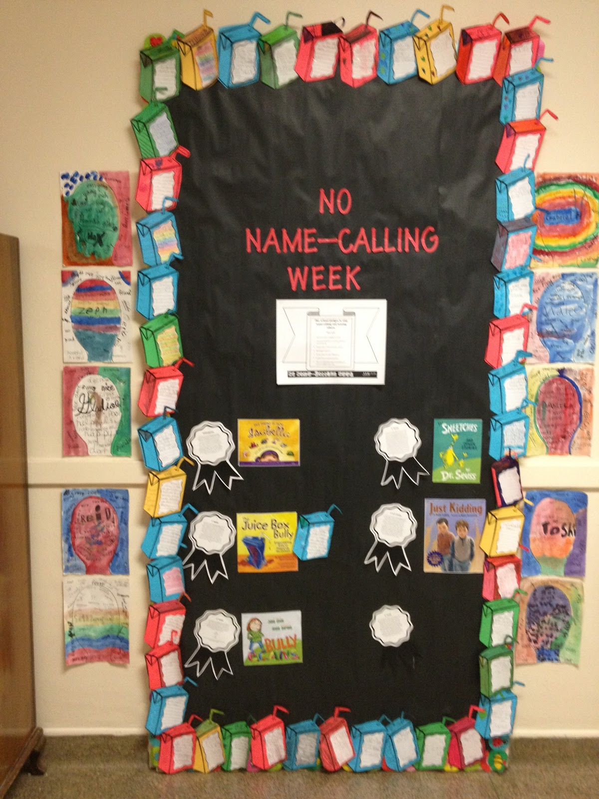 10 Elegant No Name Calling Week Ideas ms sepps counselor corner no name calling week displays 2020