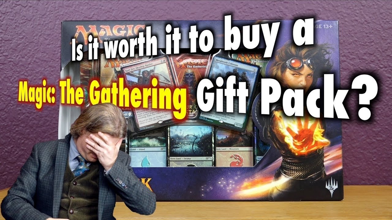 10 Most Popular Magic The Gathering Gift Ideas mtg is it worth it to buy a magic the gathering gift pack youtube 2020