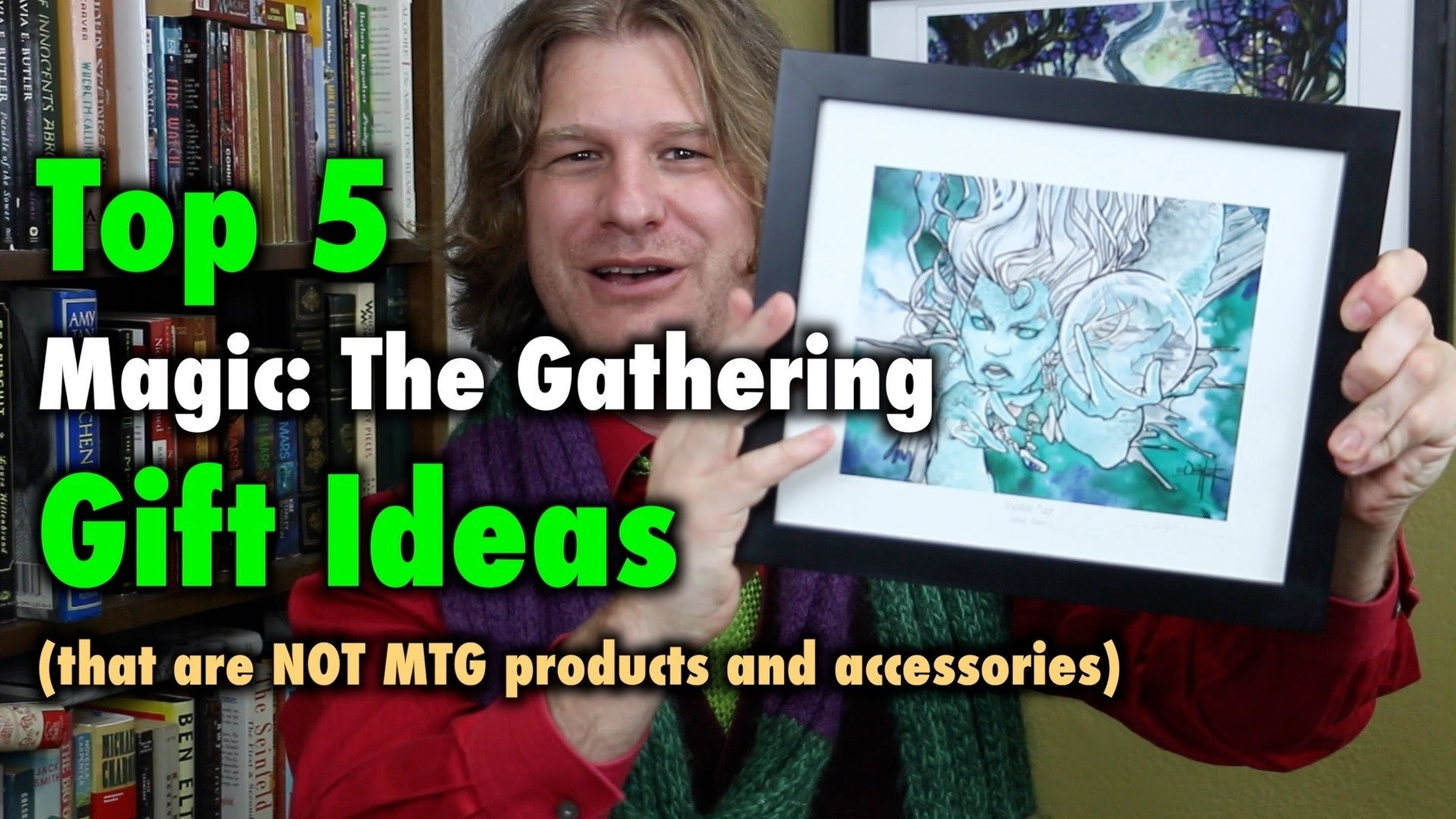mtg - top 5 magic: the gathering gift ideas that are not products