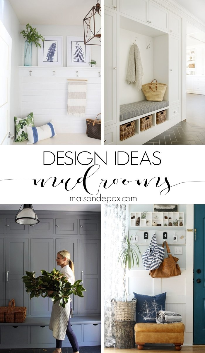 10 Great Mudroom Ideas For Small Spaces mudroom ideas how to design a mudroom for different spaces maison 2021