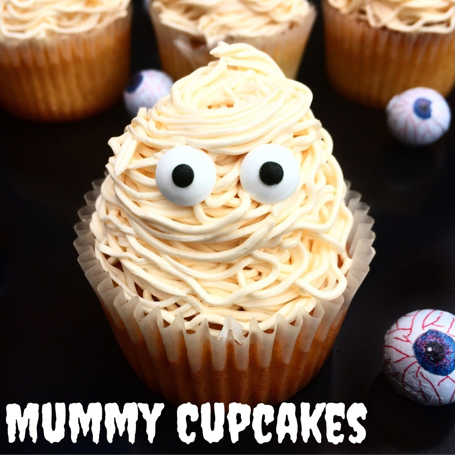 10 Fabulous Fun Baking Ideas For Kids mummy cupcakes fun and easy halloween baking ideas to do with kids 2020