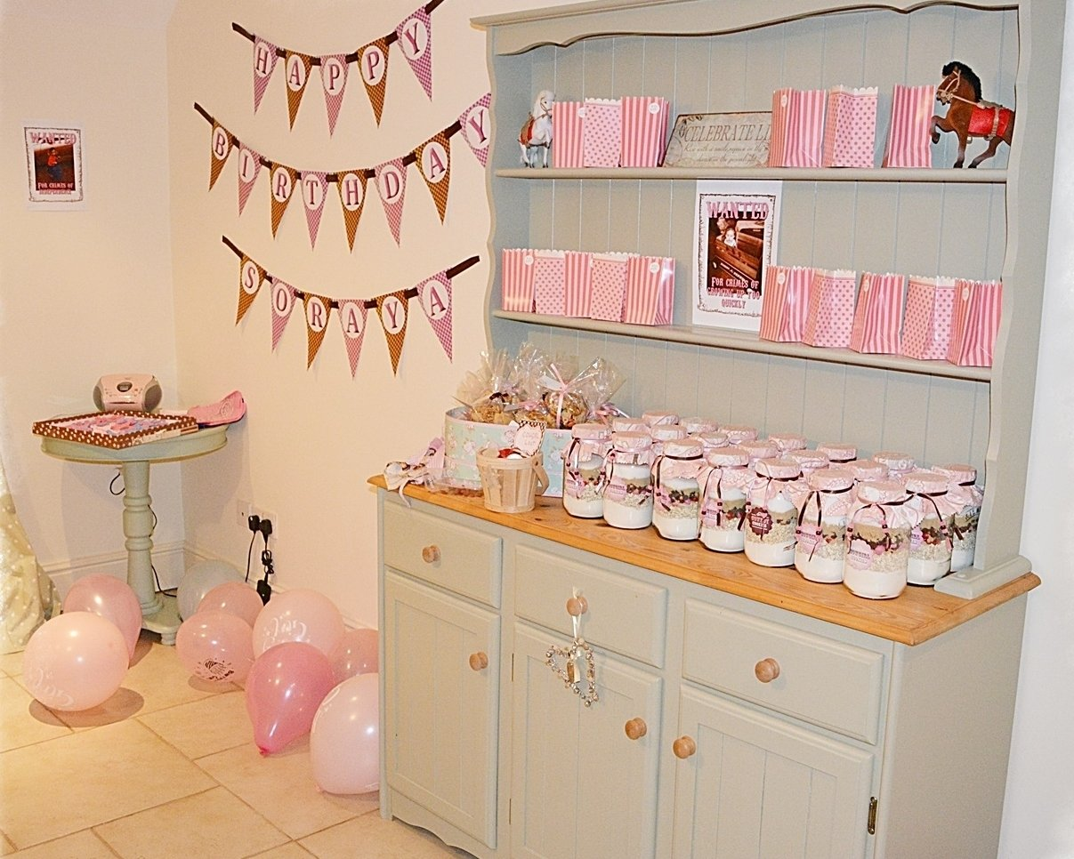 10 Lovable 4Th Birthday Party Ideas Girl mummysshoes a pink cowgirl 4th birthday party