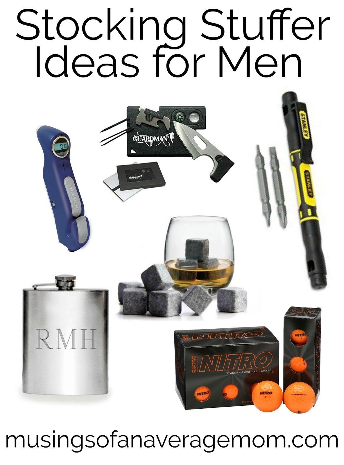 10 Fabulous Stocking Stuffers For Men Ideas musings of an average mom stocking stuffers for men 2 2020