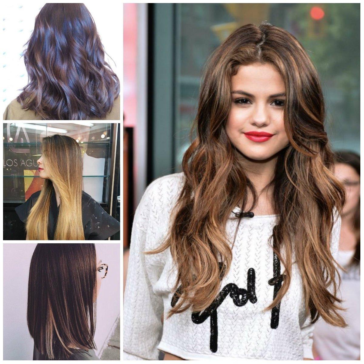 Wonderful 10 Nice Hair Color Ideas For Dark Brown Hair Mutable Light Hair Colors For  Hairstyles Plus