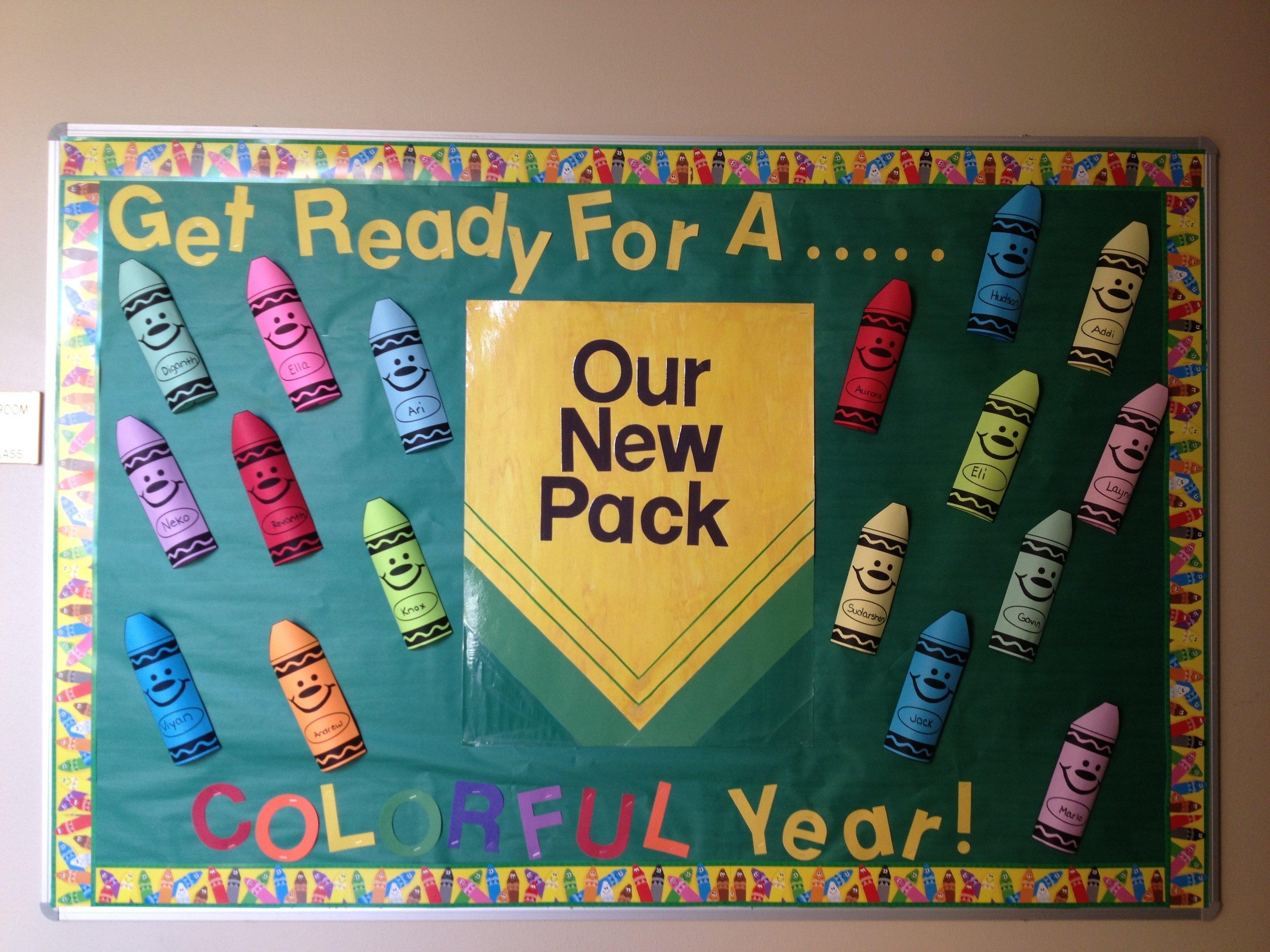 10 Wonderful Beginning Of The Year Bulletin Board Ideas my back to school bulletin board bulletin board best ideas of 2020