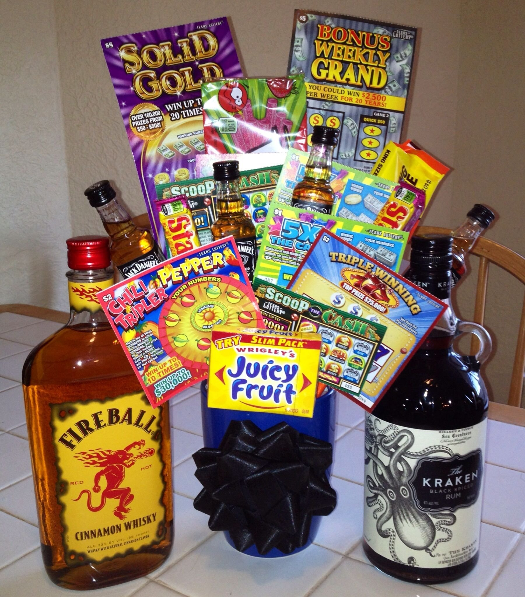 10 Fantastic Surprise Party Ideas For A Man my boyfriend loved this little surprise i made him for his 25th 5 2020