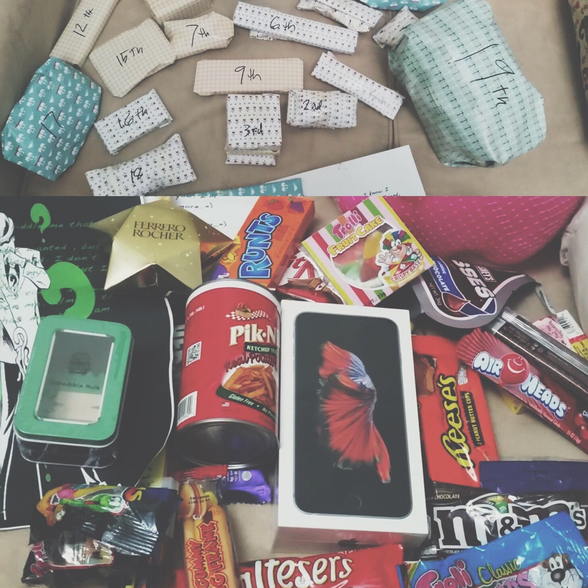 10 Awesome Fun Birthday Ideas For Girlfriend my boyfriends birthday surprise 19 gifts to open a riddle to 1 2020