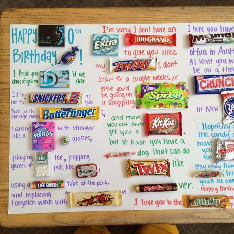10 Trendy 50Th Birthday Ideas For Dad