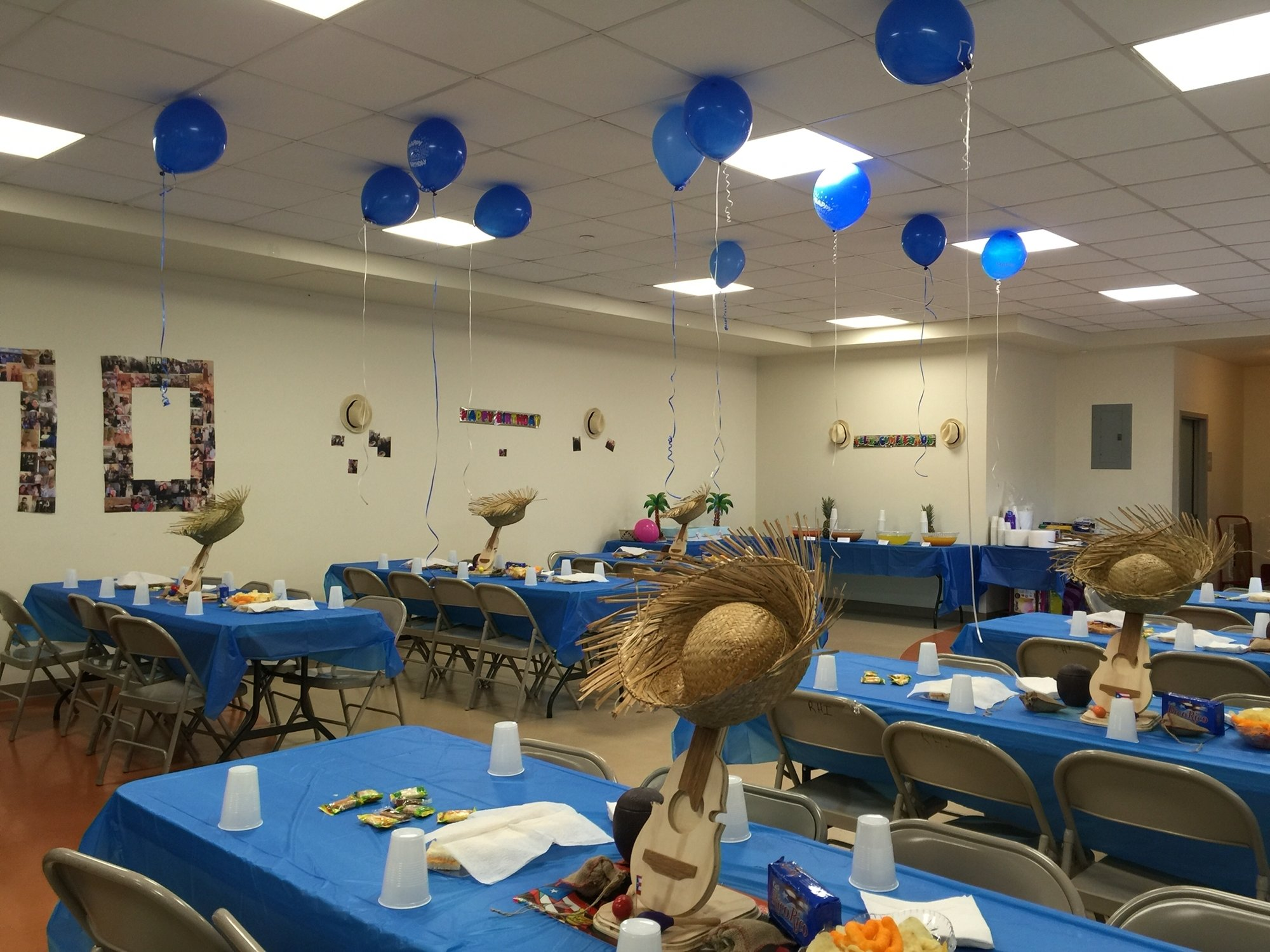 10 Stunning 70Th Birthday Party Ideas For Dad My Dads 70th Puerto Rican Decorations