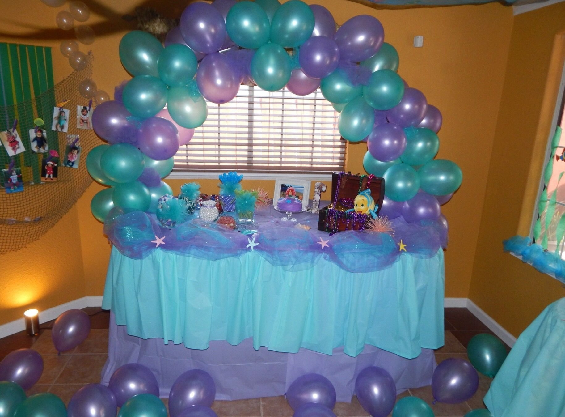 10 Gorgeous Under The Sea Theme Ideas my daughters under the sea first birthday party the little 2020
