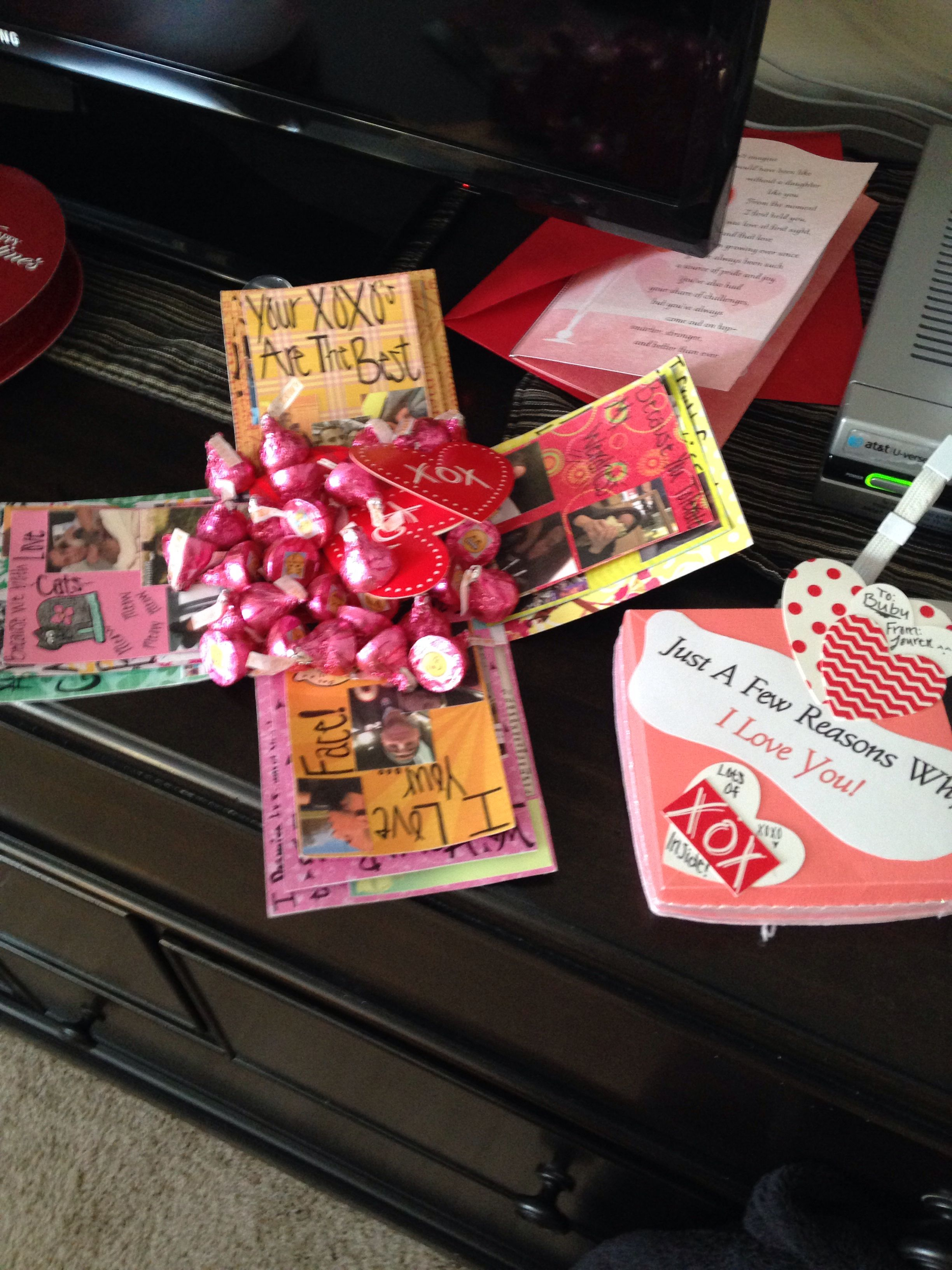10 Trendy Out Of The Box Valentines Day Ideas my exploding box i made for my boyfriend on valentines day 2021