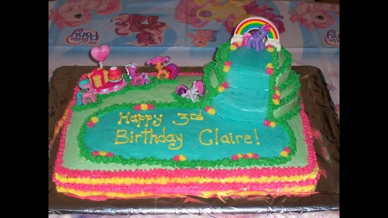 10 Elegant My Little Pony Cake Ideas my little pony birthday cake decorations ideas youtube 1