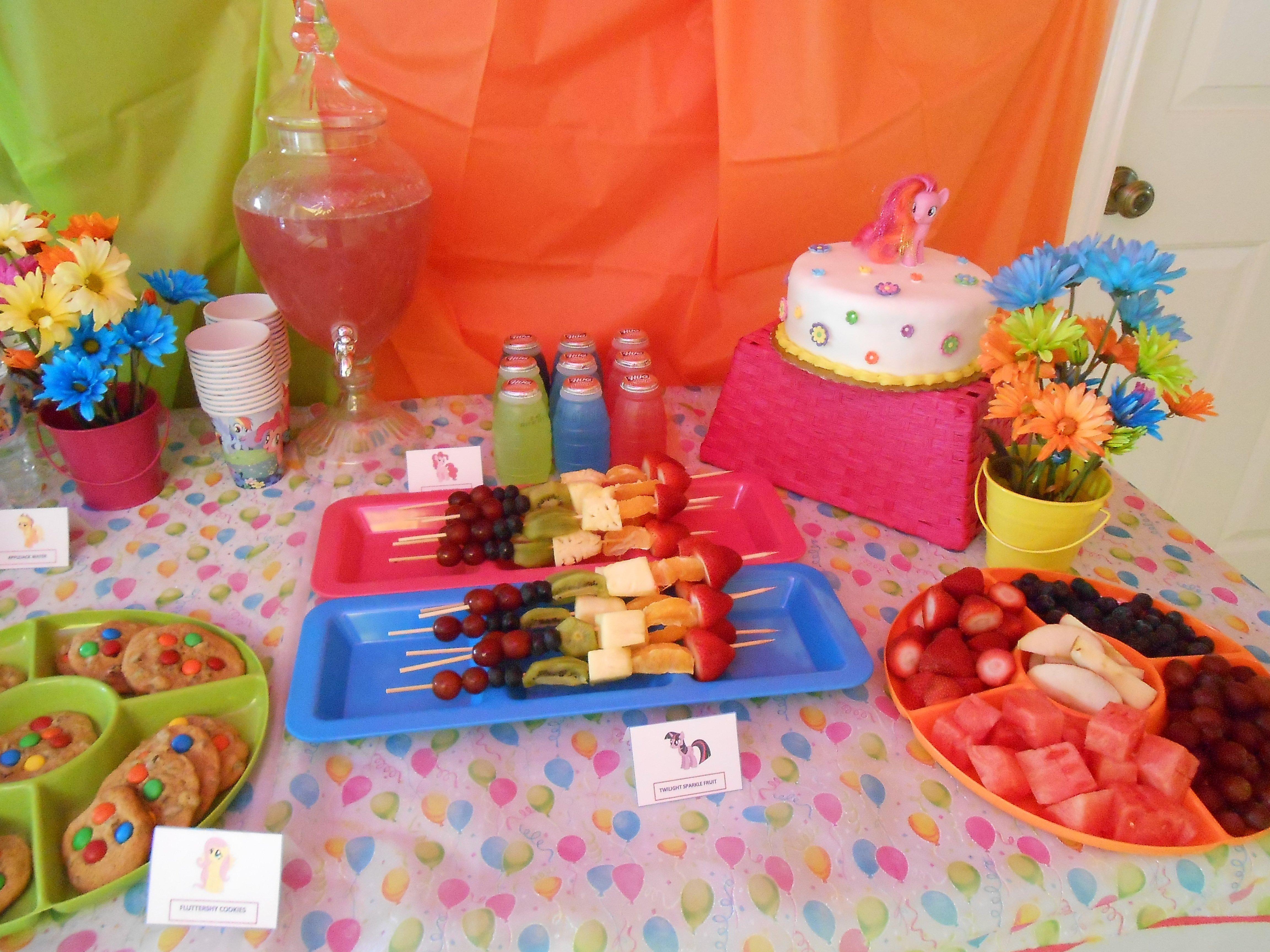 10 Pretty My Little Pony Birthday Party Ideas my little pony birthday party just shy of perfection 1 2021