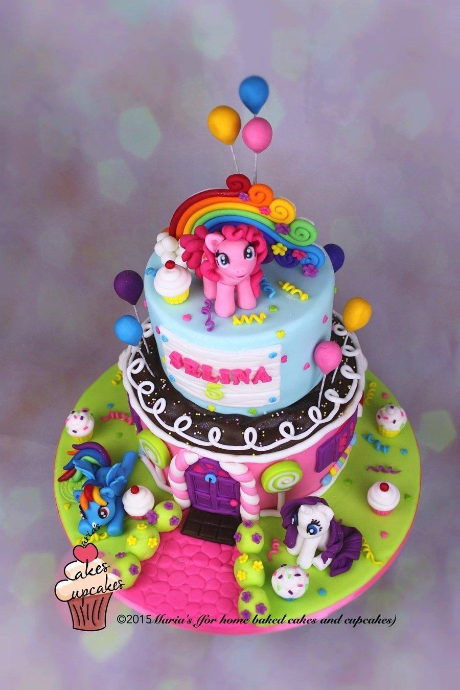 10 Elegant My Little Pony Cake Ideas my little pony cake cakecentral 1