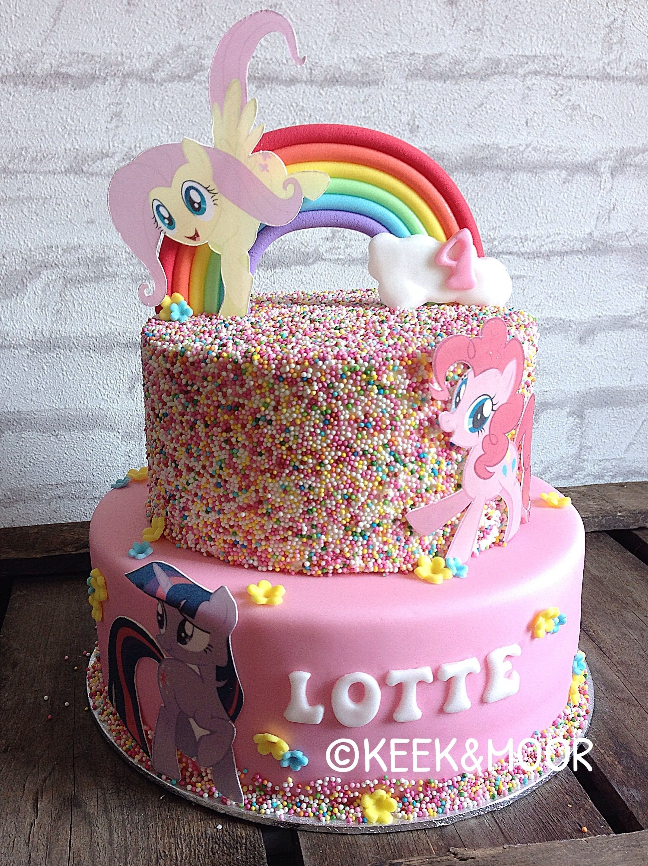 10 Elegant My Little Pony Cake Ideas my little pony cake with sprinkles little girl inspired