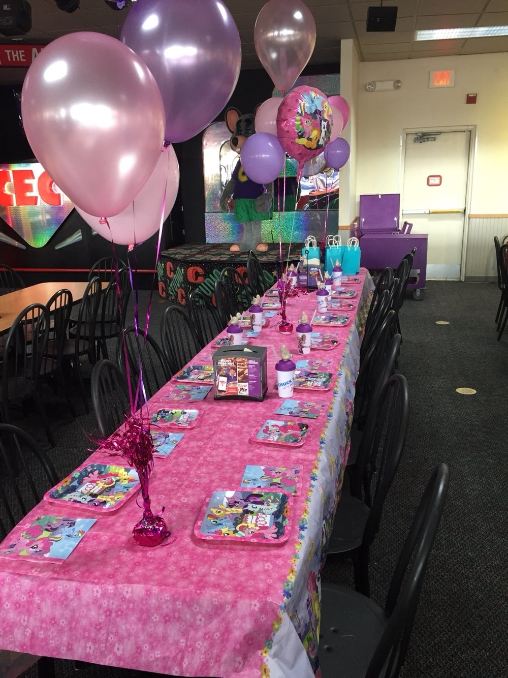 10 Elegant Chuck E Cheese Party Ideas my little pony party at chuck e cheeses rainbow dash my little 1 2020
