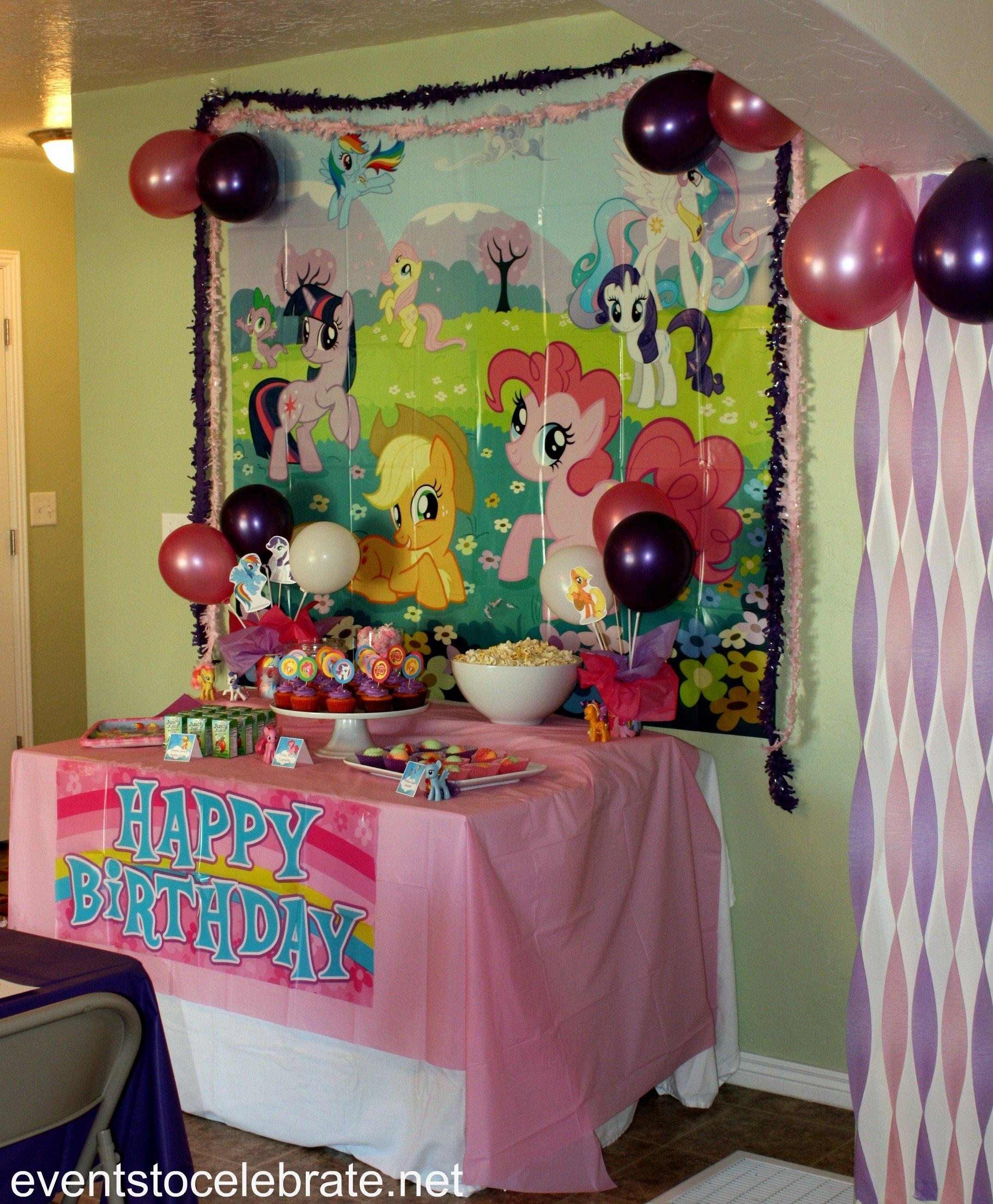 10 Pretty My Little Pony Birthday Party Ideas my little pony party ideas events to celebrate 2 2021