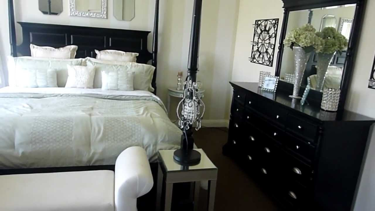 10 Amazing Master Bedroom Decorating Ideas On A Budget my master bedroom decorating on a budget youtube 2020