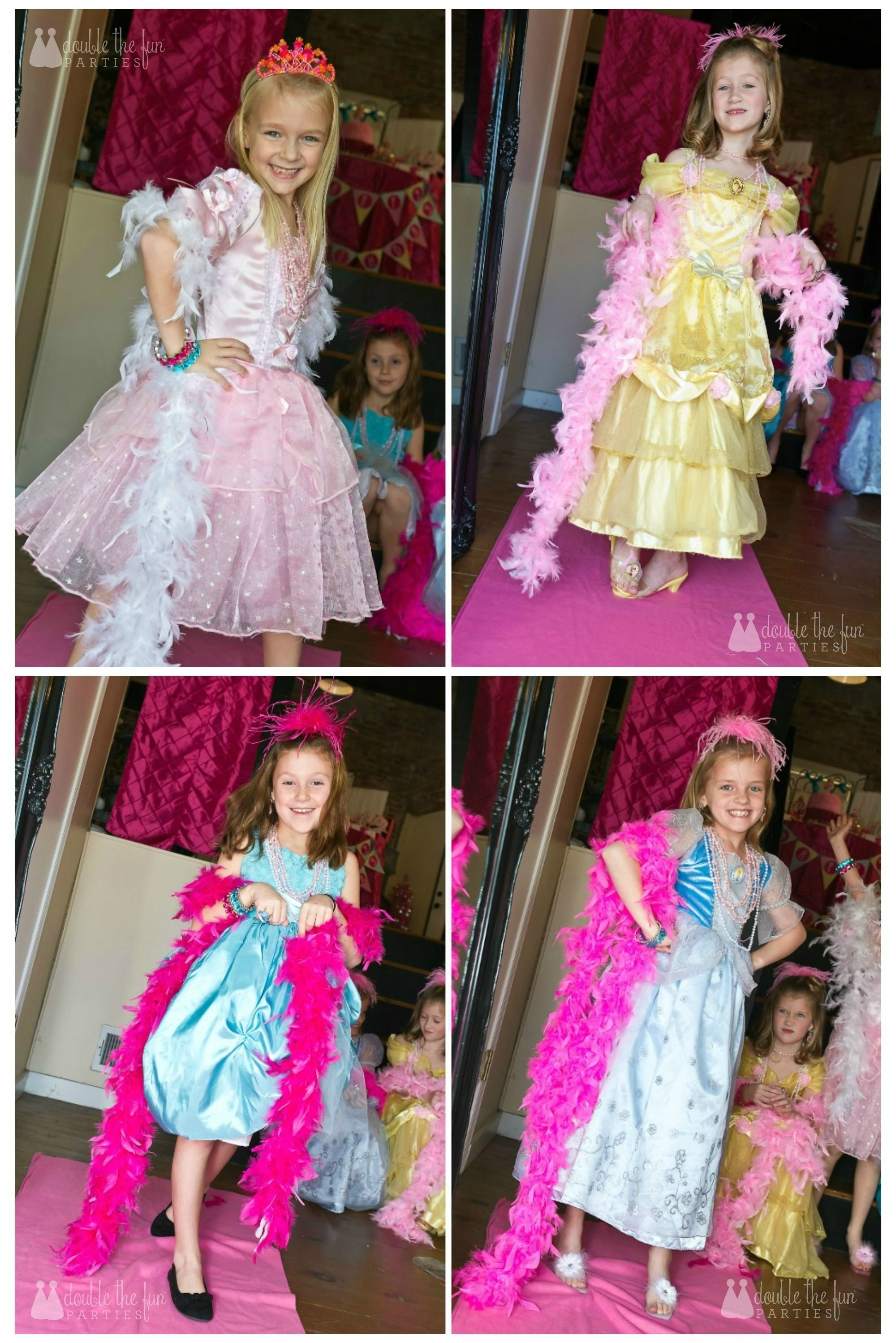 my parties: dress-up birthday party | twin girls, mermaid parties