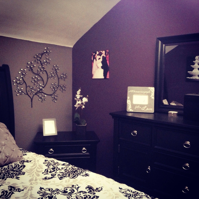 10 Lovely Gray And Purple Bedroom Ideas my purple and grey bedroom my diy pinterest gray bedroom 1