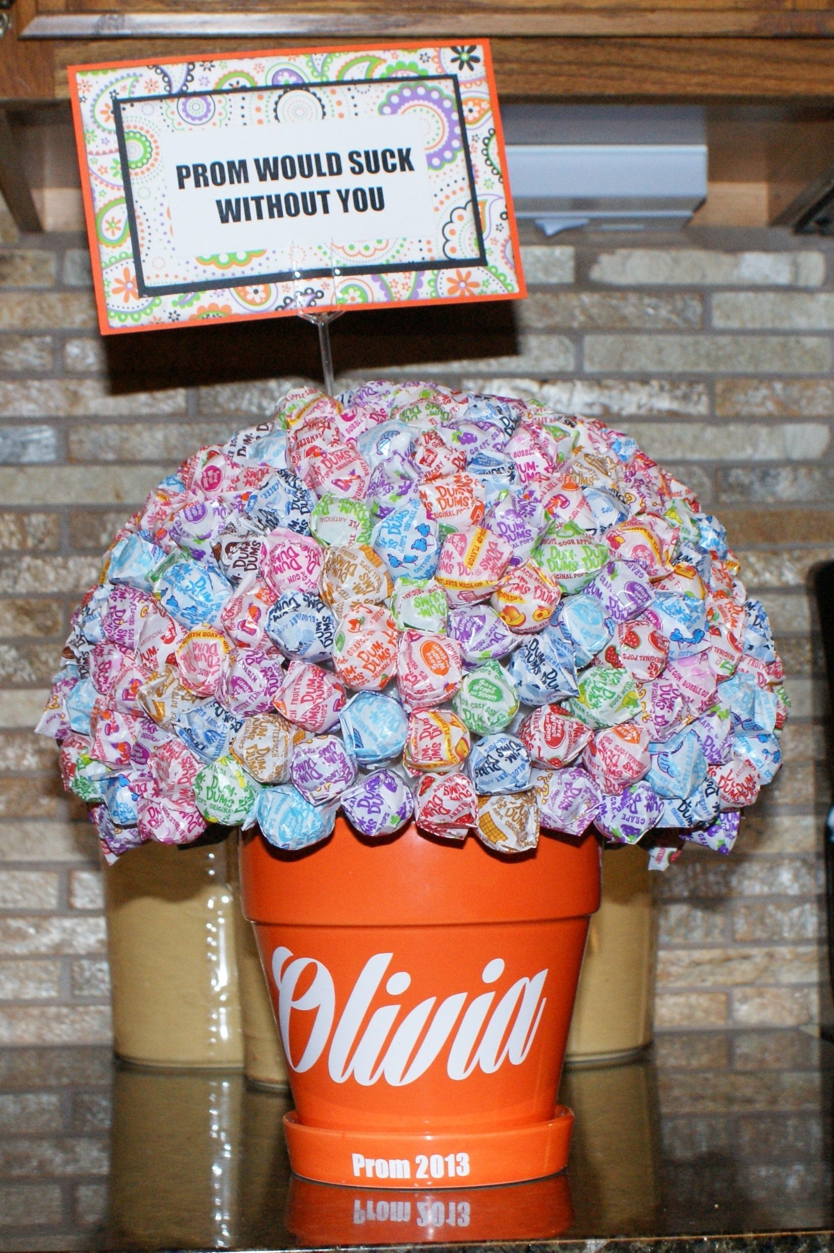 10 Fantastic Good Ideas For Asking A Girl To Prom my son asked a girl to prom we made this together craft ideas 16 2021