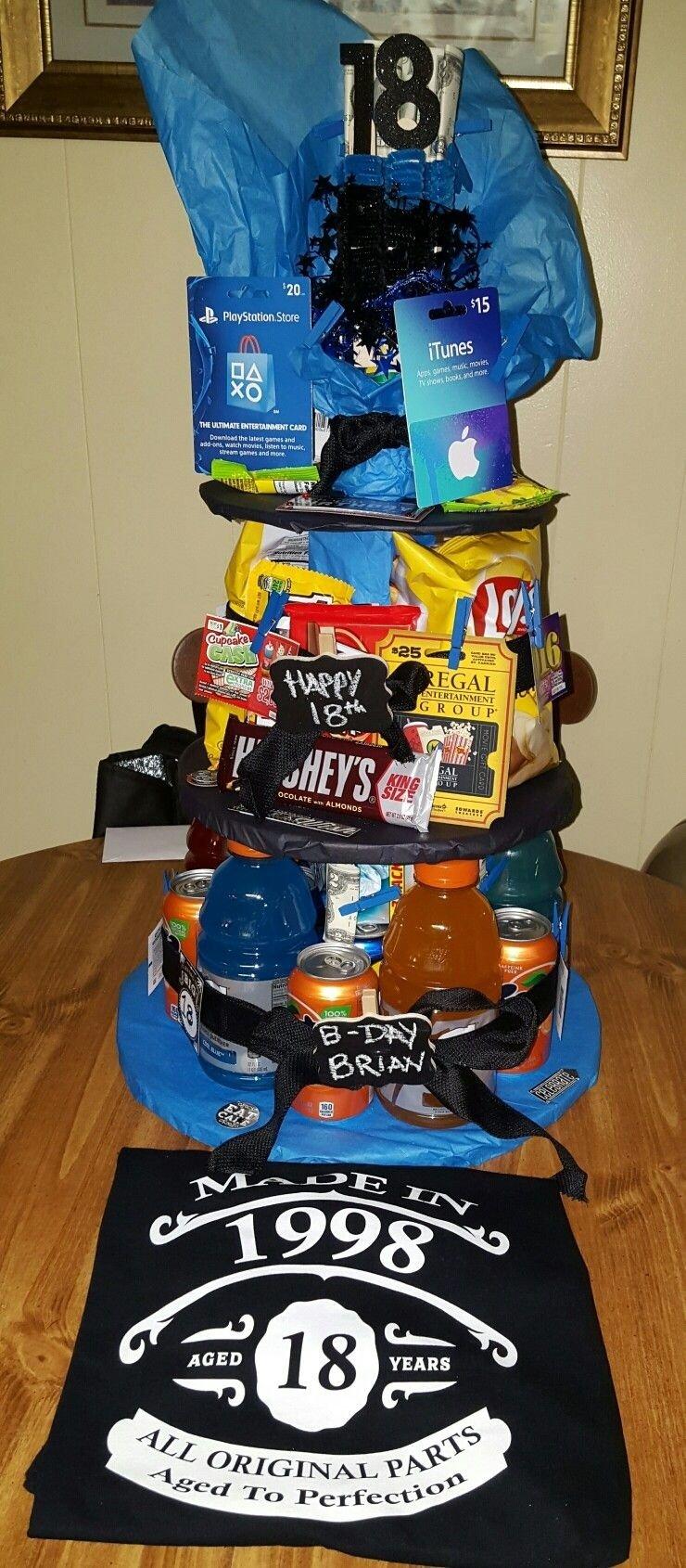 10 Cute 18Th Birthday Ideas For Boyfriend my sons 18th birthday gift pinteres 2020