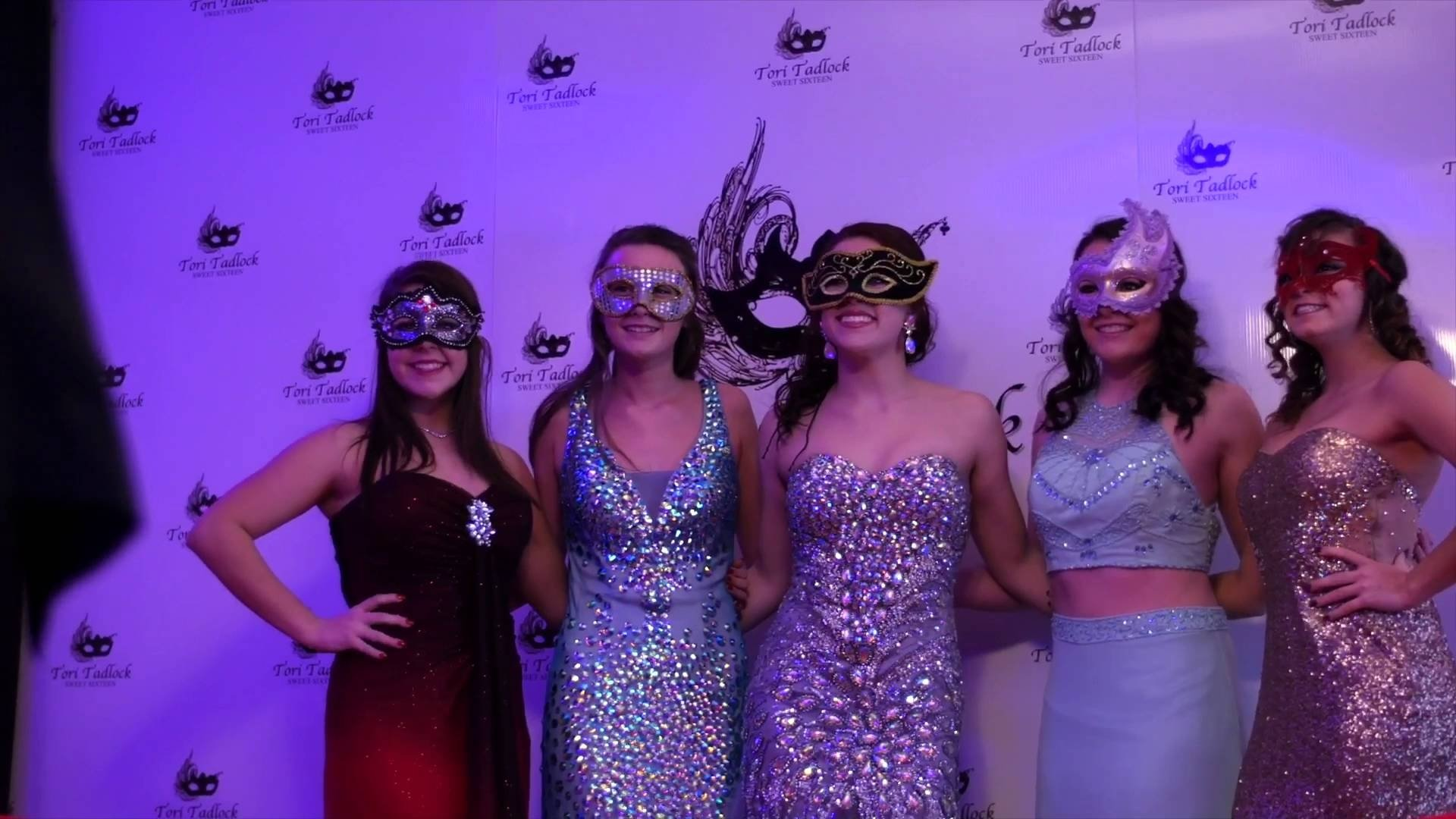10 Elegant Masquerade Party Ideas Sweet 16 my sweet 16 masquerade party youtube 1 2020