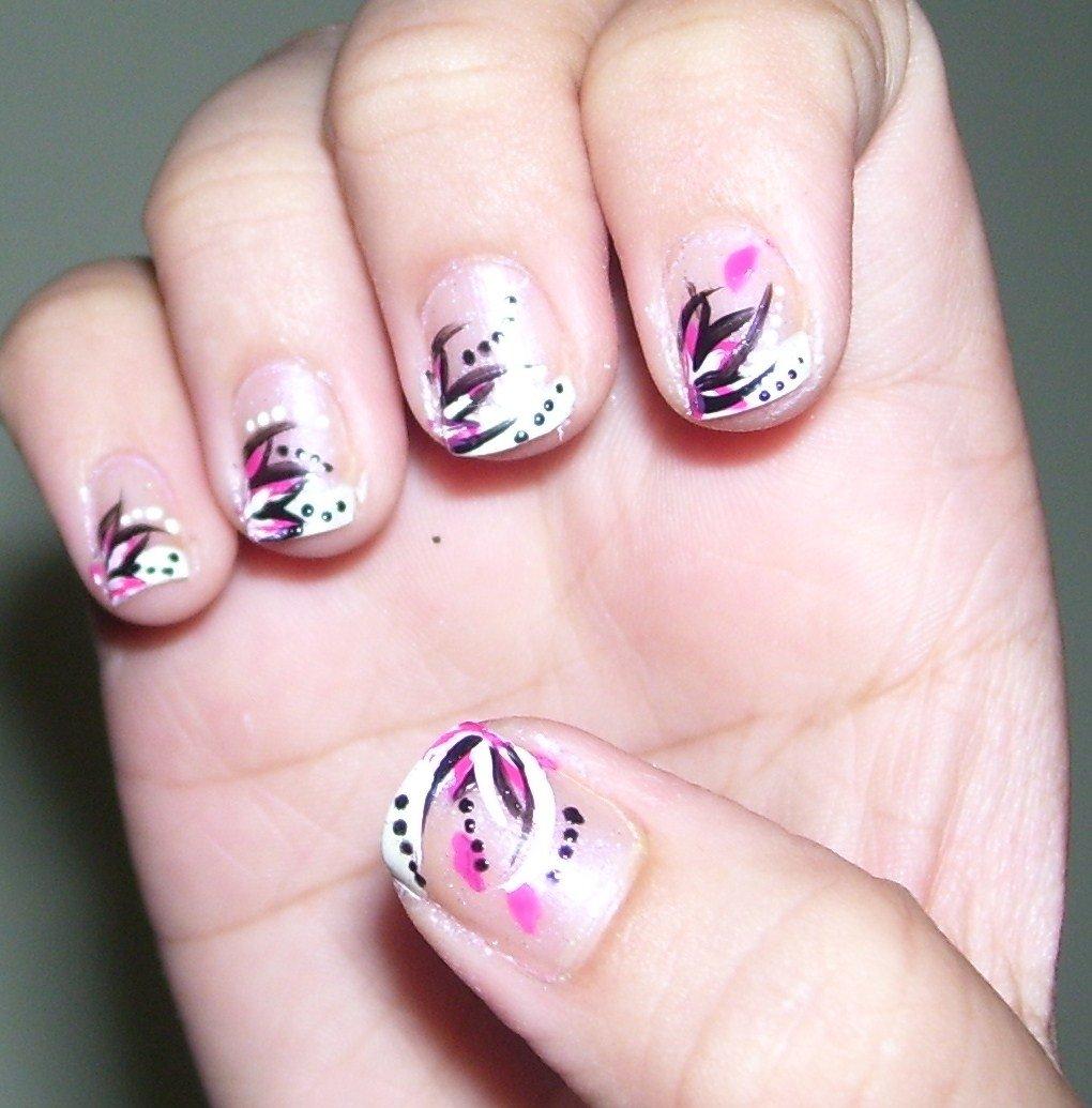 10 Elegant Cute Nail Ideas For Short Nails