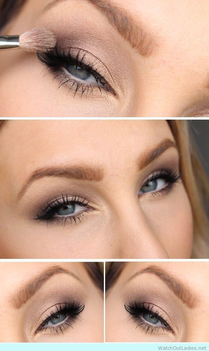 10 Stylish Eyeshadow Ideas For Blue Eyes