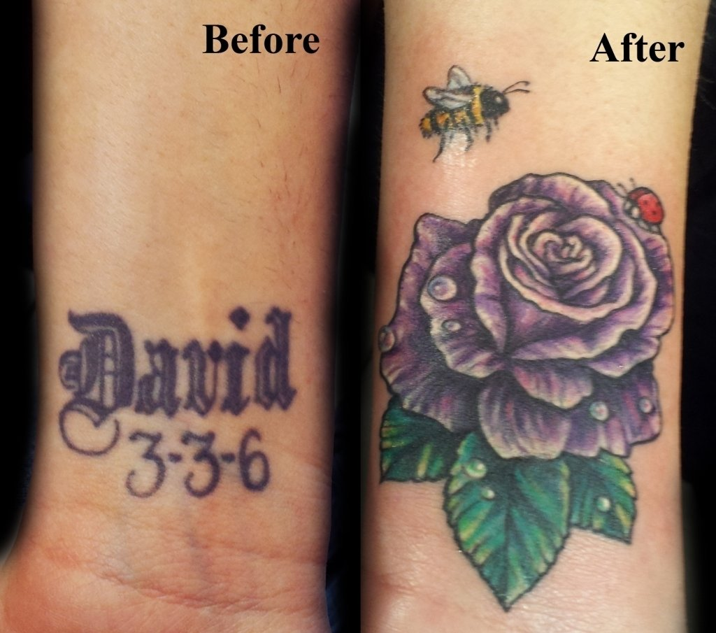 10 Stunning Name Tattoo Cover Up Ideas name cover up tattoo ideas 1000 images about cover up ideas on 4 2021