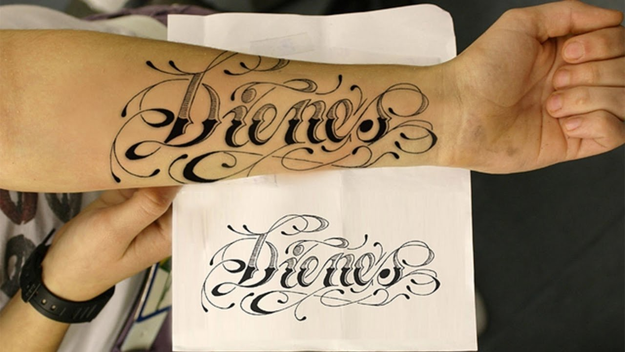 10 Fashionable Tattoo Ideas For Baby Names name tattoo concept for your choice 2016 tattoo designs ideas
