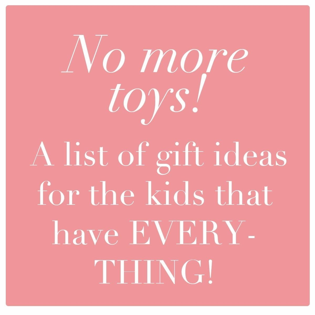 10 Attractive Christmas Gift Ideas For Kids Who Have Everything naptime tales gift ideas for the kids that have everything 2020