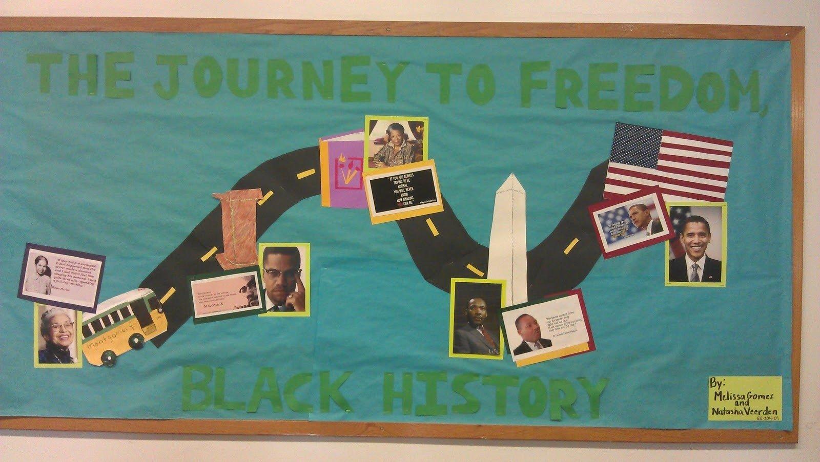 10 Fabulous Black History Month Bulletin Board Ideas natasha veerdens blog 2021