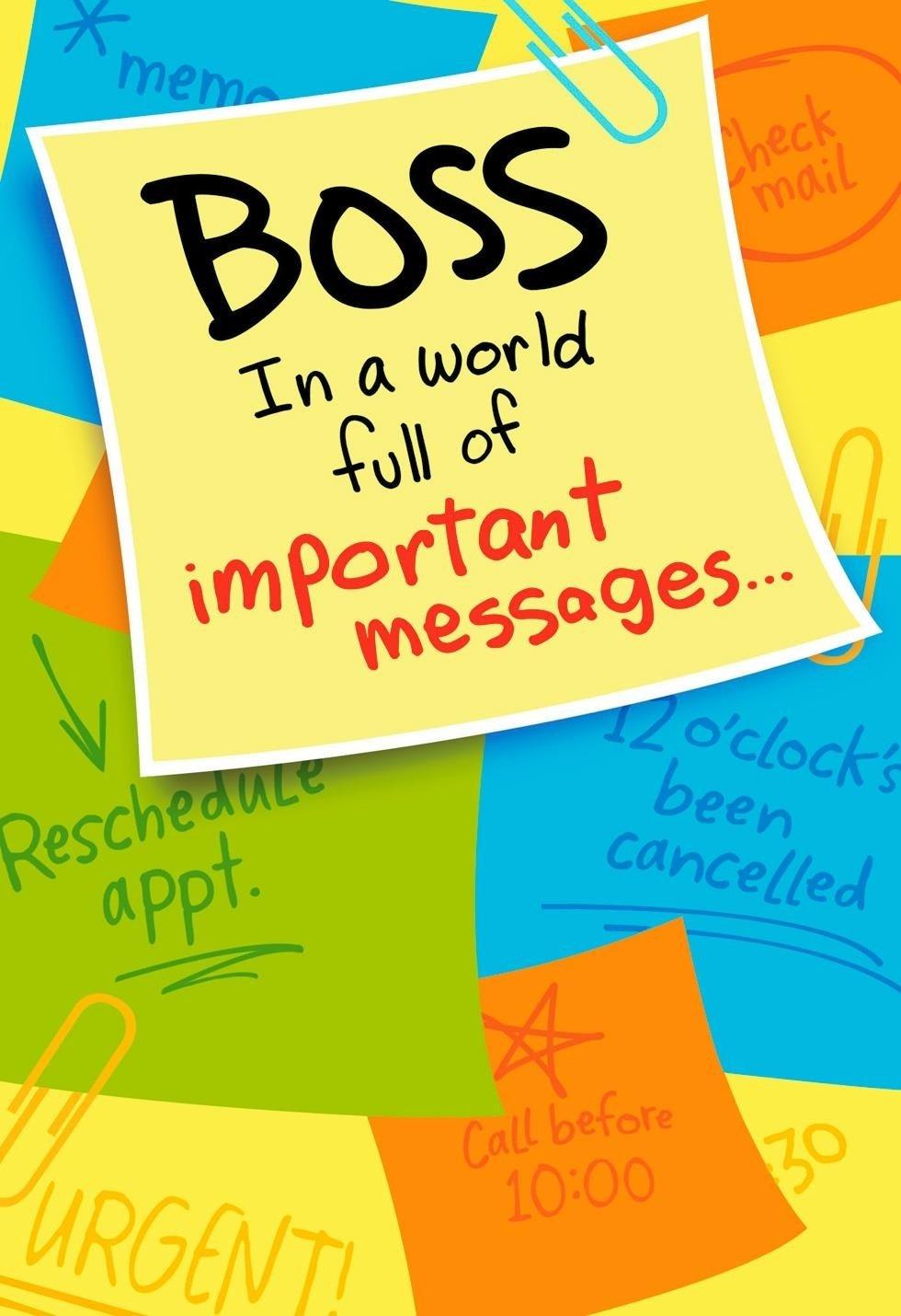 10 Stylish National Boss Day Gift Ideas national boss day bosss day hallmark 2020