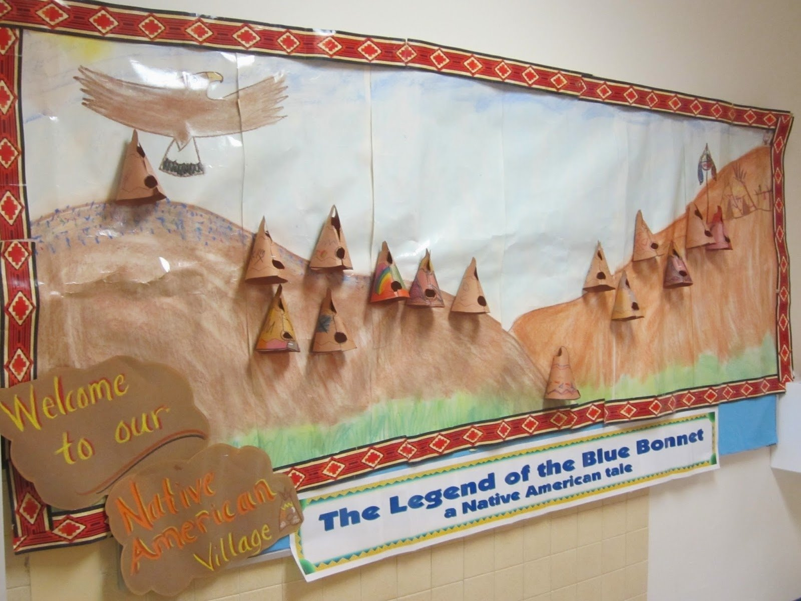 10 Most Recommended Native American Bulletin Board Ideas native american unit with bulletin board ideas crafts suggested 2020