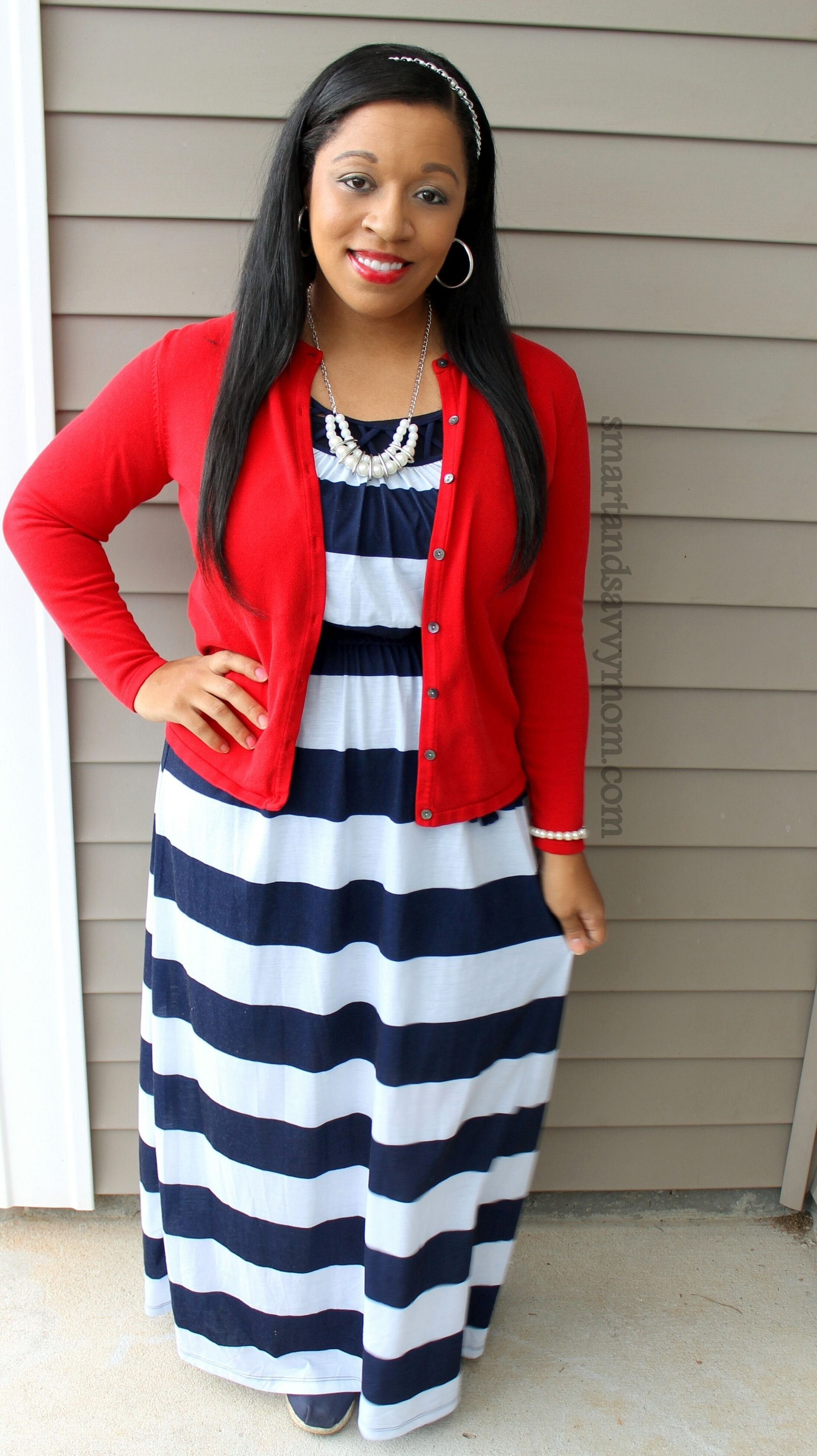 10 Trendy Red White And Blue Outfit Ideas