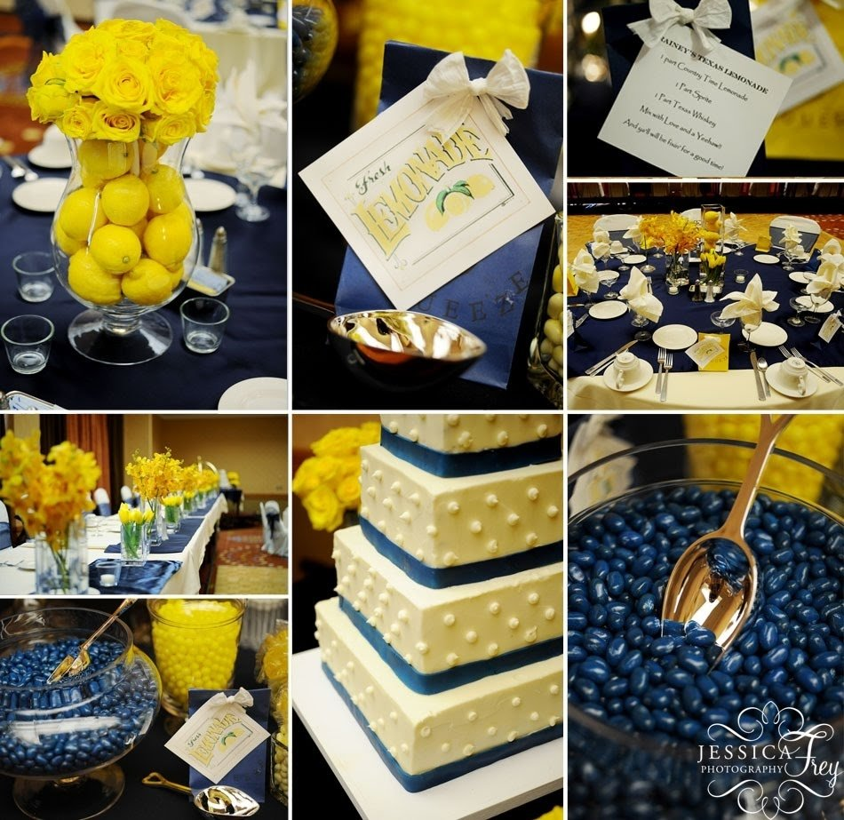navy and yellow wedding ideas - youtube