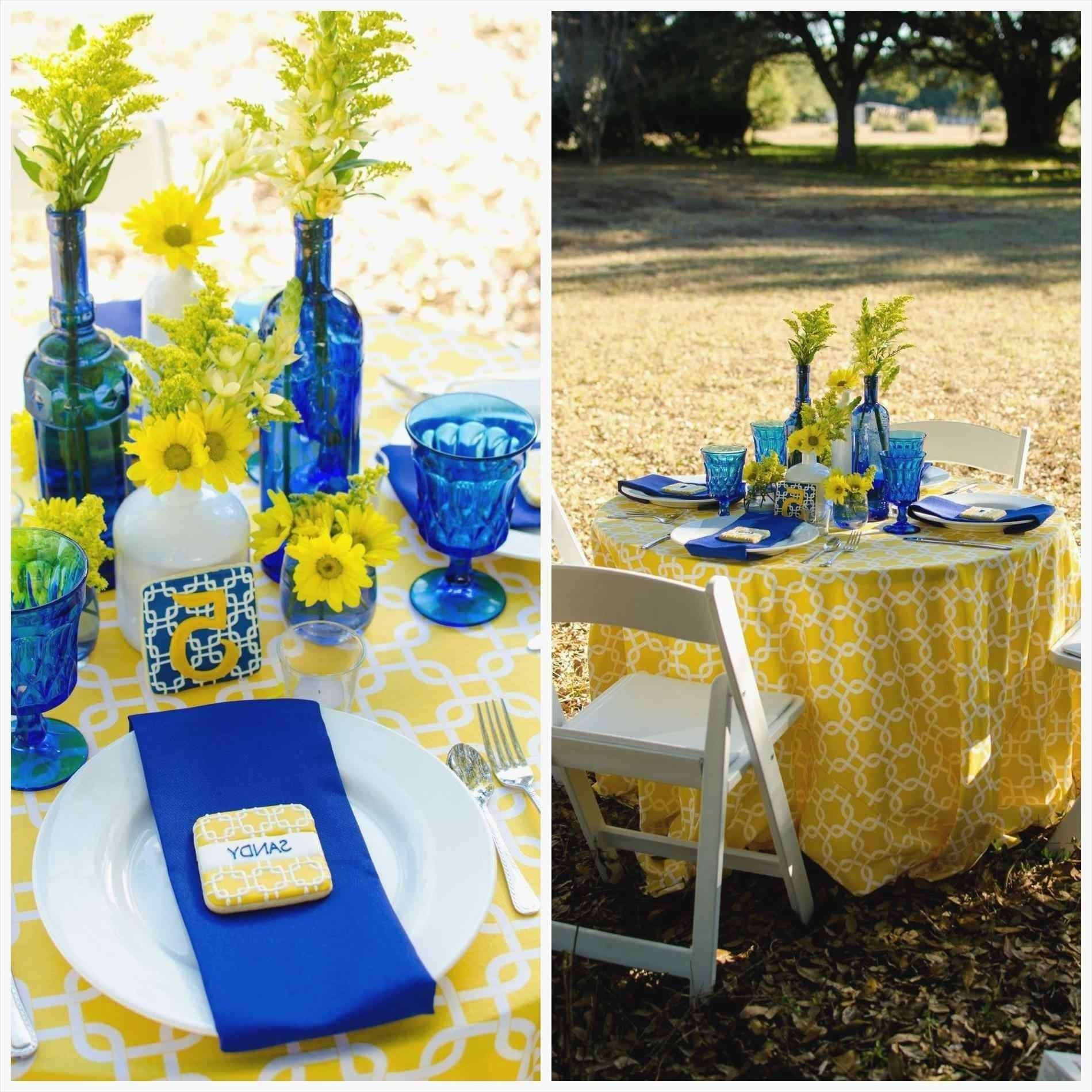 10 Fabulous Blue And Yellow Wedding Ideas