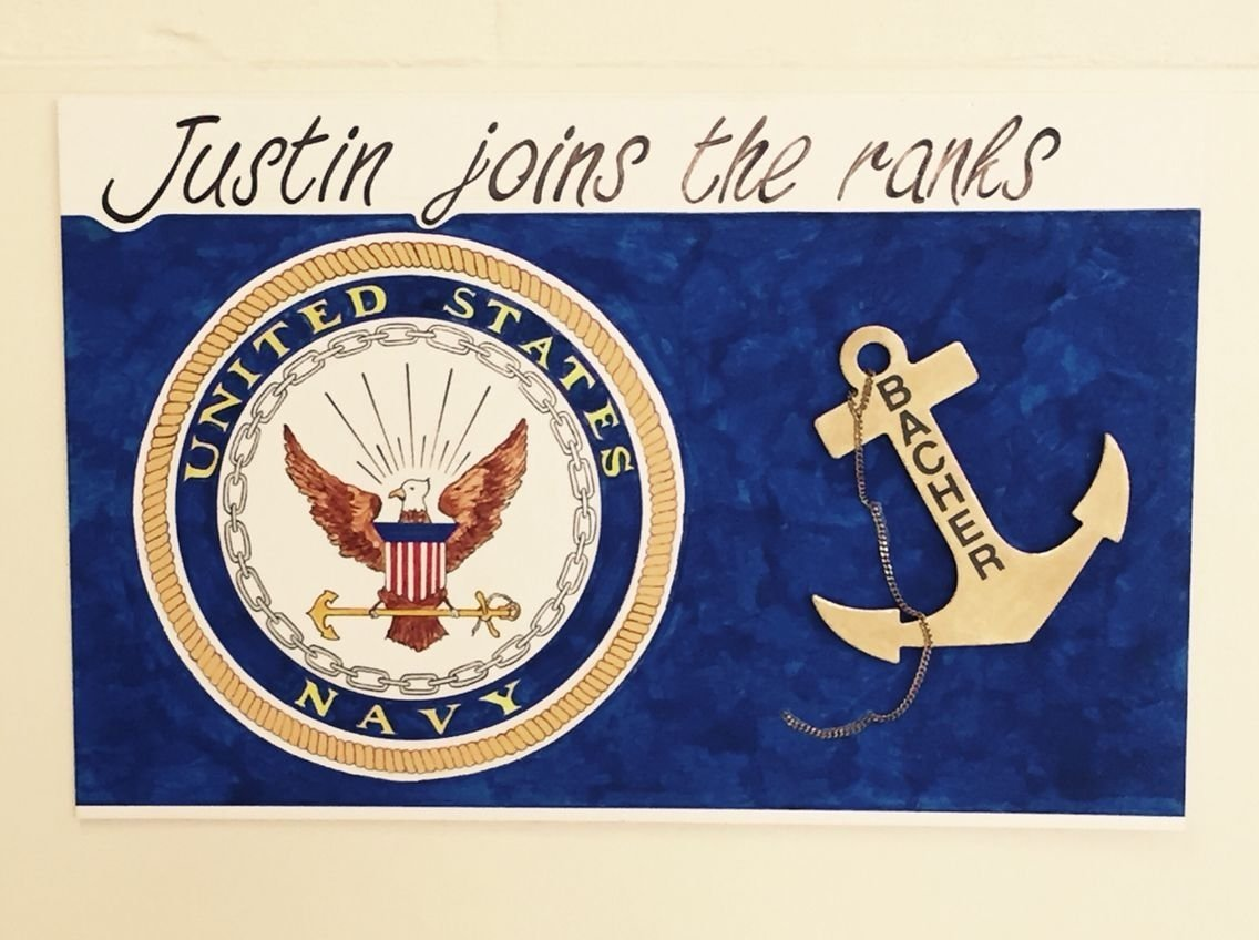 10 Most Recommended Going Away Party Ideas Military navy going away party sign boot camp going away party ideas 2021
