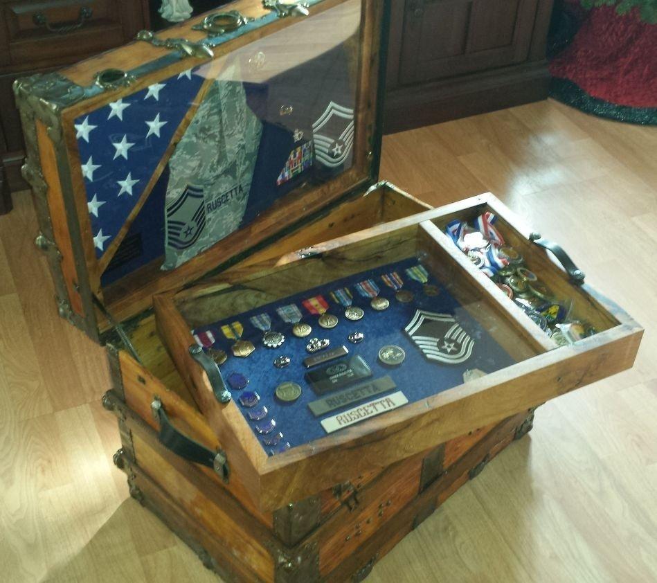 10 Gorgeous Military Retirement Shadow Box Ideas navy retirement shadow box ideas or military shadow box idea as a 2021