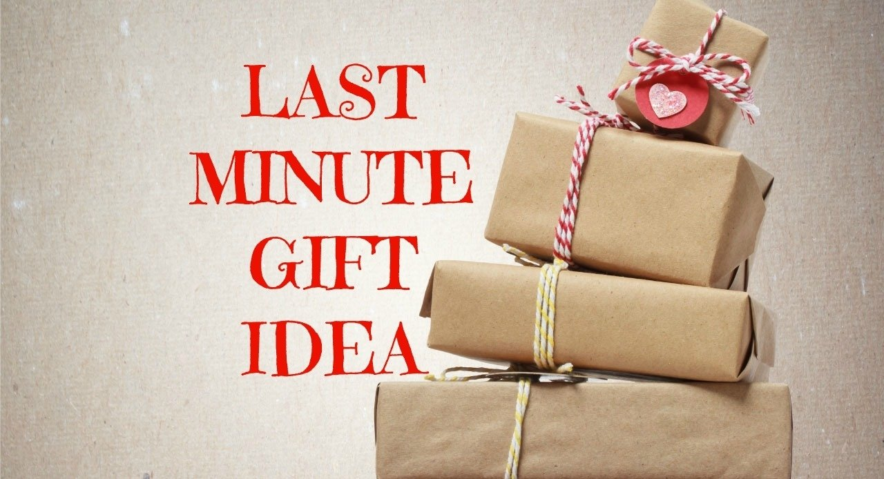 10 Beautiful Last Minute Christmas Gift Ideas need a last minute gift idea give a book instead of a gift card 2021