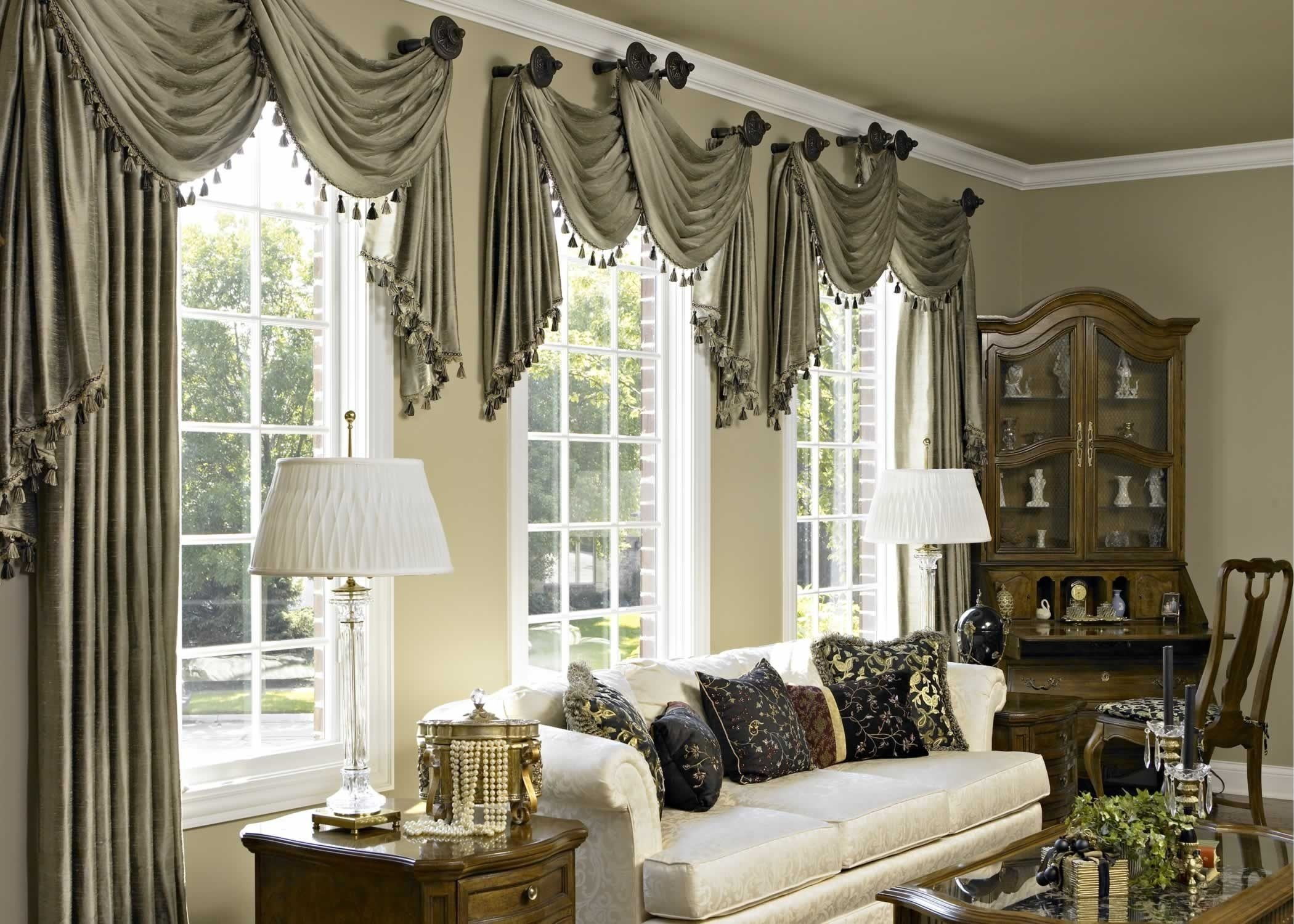 10 Spectacular Drapery Ideas For Living Room need to have some working window treatment ideas we have them 2020