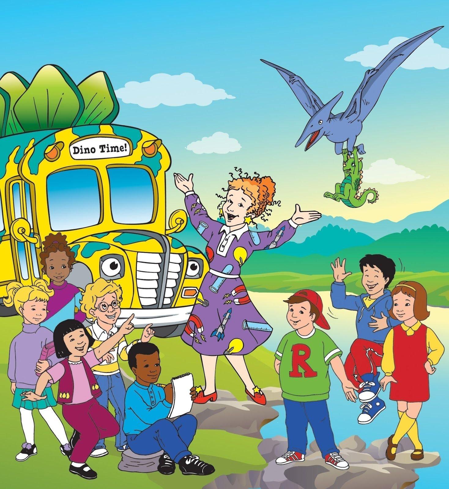 10 Ideal Magic School Bus Gets A Bright Idea netflix and scholastic team up to reboot the magic school bus