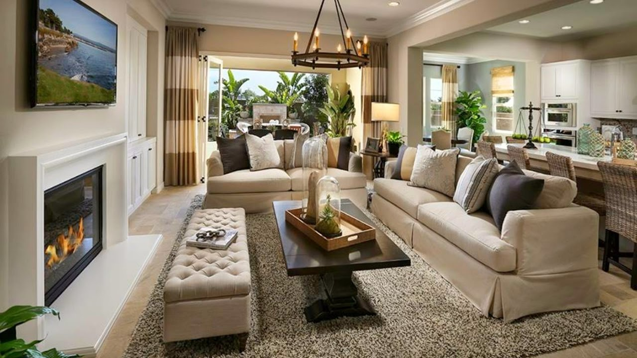 new 50 modern and luxury living room ideas 2016 - big living room